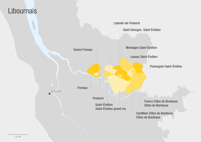 Bordeaux Libournais