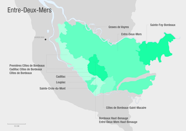 Bordeaux Entre-deux-mers