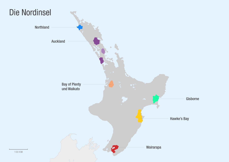 Nordinsel Neusseland