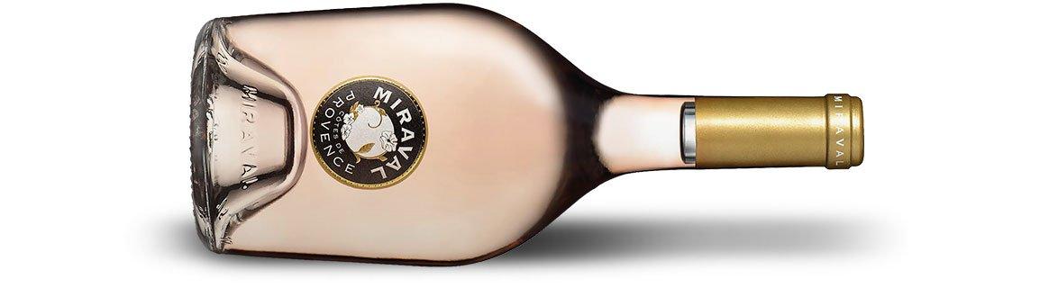 Rosé Wein Miraval