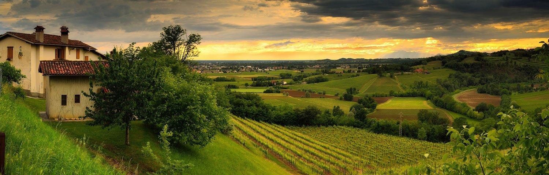 Friaul Weinland Italien