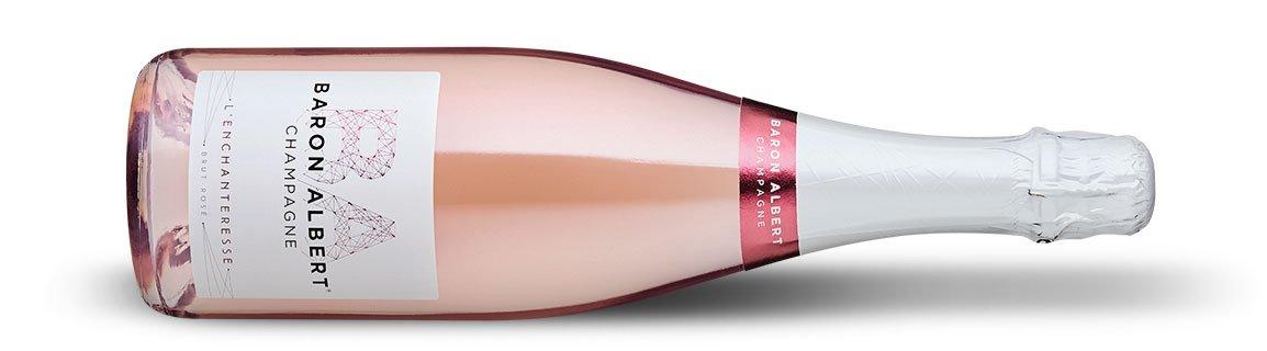 Cuvées_Champagner L'Enchanteresse Rosé Brut