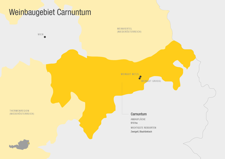 Carnuntum Infografik