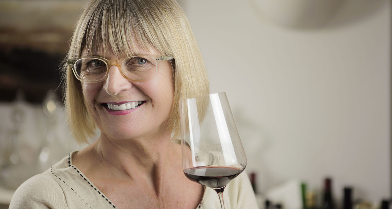 Weinkritikerin Jancis Robinson