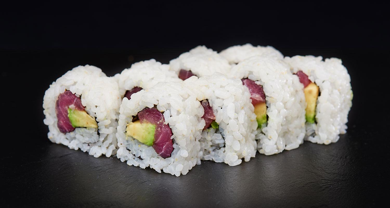 Sushi Wein