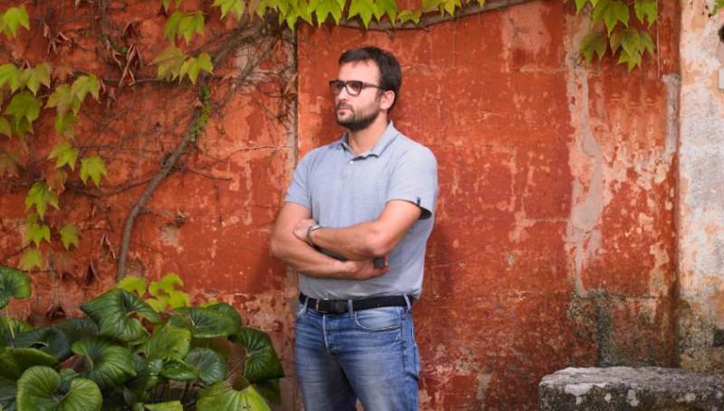 Önologe Davide Ragusa