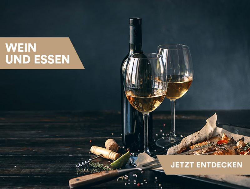 Wein und Essen