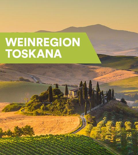 Weine aus der Toskana