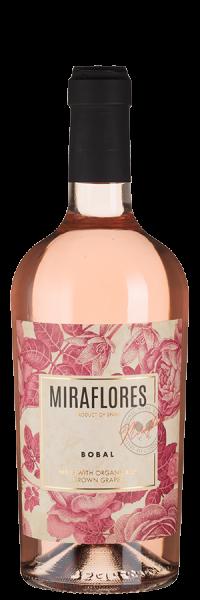Miraflores Bobal Rosado (Bio)
