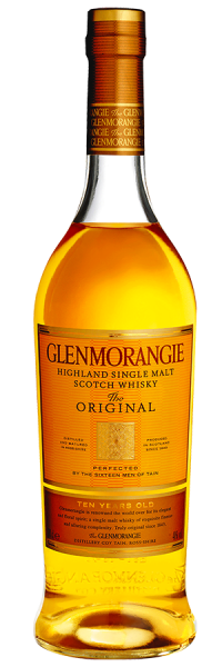 Glenmorangie Highland Single Mal Scotch Whisky 10 Jahre