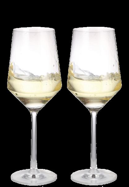 2er-Set Pure Sauvignon Weißwein Gläser