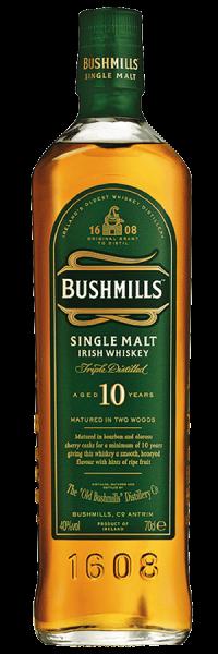 Bushmills Single Malt 10 Jahre