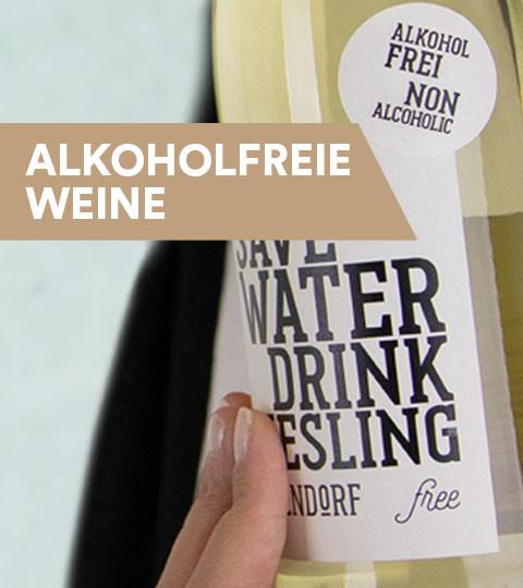 Alkoholfreie Weine