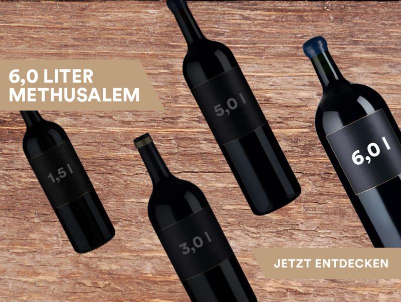 6,0 Liter Methusalem