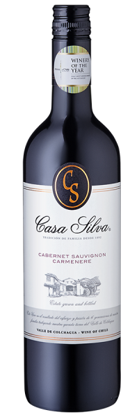 Cabernet Sauvignon & Carmenère