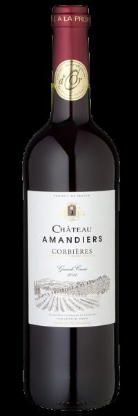 Château Amandiers Grand Cuvée Corbières 2017