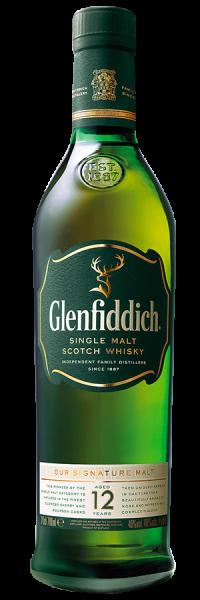 Glenfiddich Malt 12 Jahre
