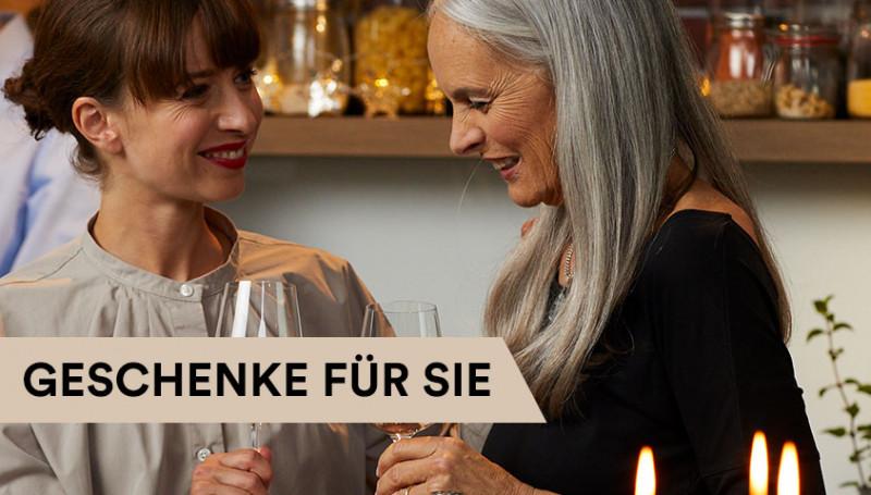 Weingeschenke für Frauen