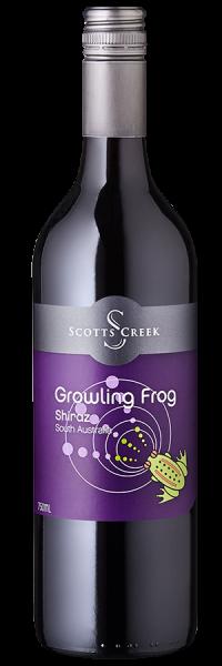 Growling Frog Shiraz