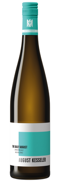 The Daily August Riesling trocken