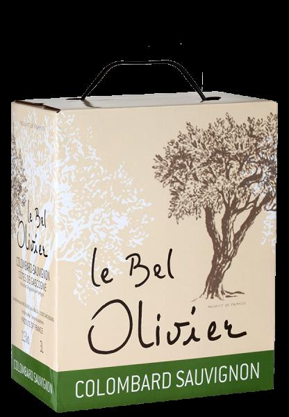 Le Bel Olivier Colombard & Sauvignon Bag-in-Box - 3,0 L