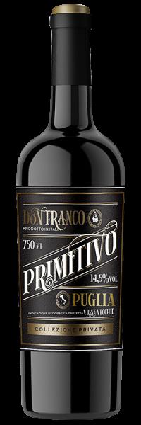 Primitivo Vigne Vecchie Don Franco