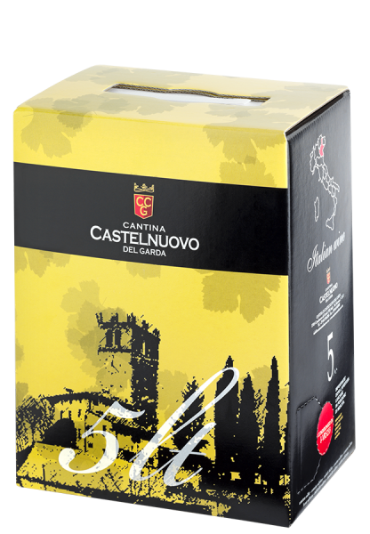 Chardonnay Bag-in-Box - 5,0 L