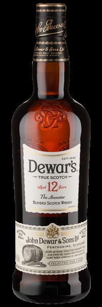 Dewar's Scotch Whisky 12 Years