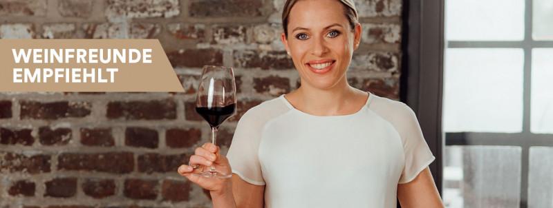 Weinfreunde empfiehlt