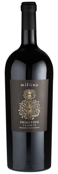 Miluna Primitivo Salento - 1,5 L-Magnum