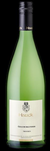 Grauer Burgunder trocken Liter