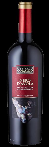 Baronie Coraldo Nero d'Avola 2019
