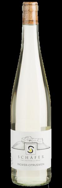 Ingwer-Citrus Fruchtwein