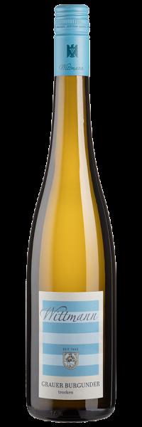 Grauer Burgunder trocken (Bio)