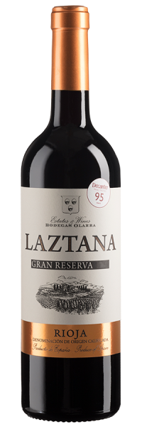 Laztana Gran Reserva Rioja