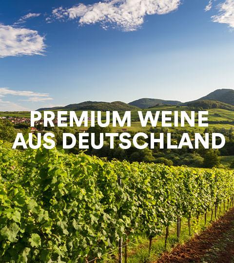 Premium Weine aus Deutschland