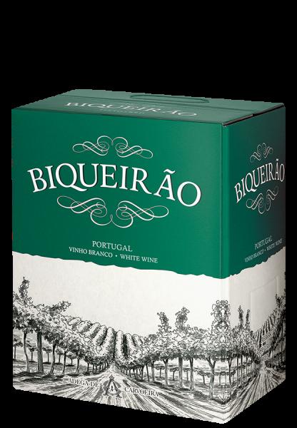 Biqueirão Branco Bag-in-Box - 5,0 L
