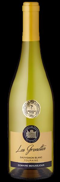 Les Grenettes Sauvignon Blanc 2019