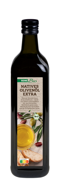 REWE Bio Natives Olivenöl Extra