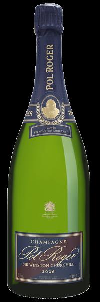 Champagner Cuvée Sir Winston Churchill