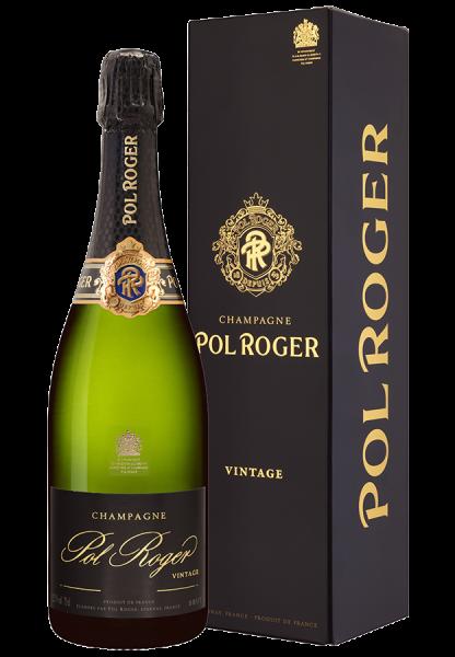 Champagner Brut Vintage
