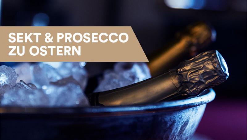 Sekt & Prosecco zu Ostern