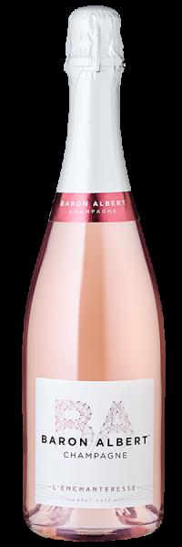 Champagner L'Enchanteresse Rosé Brut