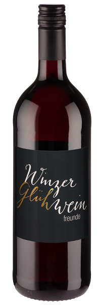 Roter Winzerglühwein Weinfreunde