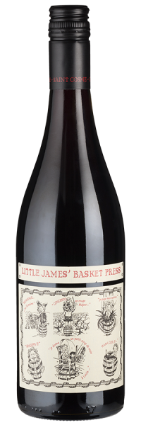 Little James' Basket Press Rouge
