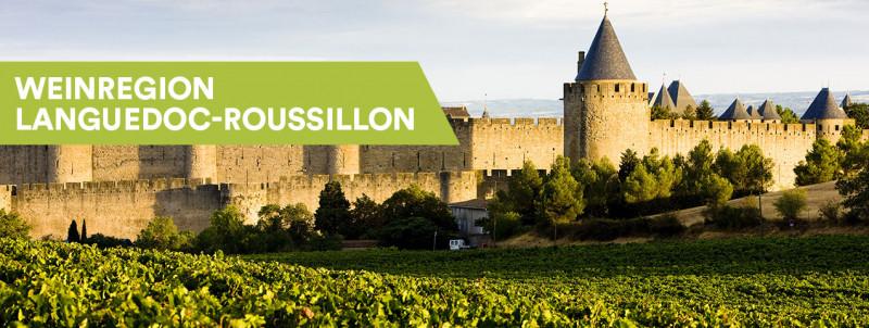 Weine aus dem Languedoc-Roussillon