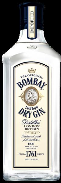Bombay Dry Gin the Original