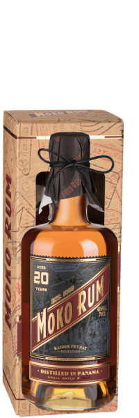 Moko Rum 20 Years