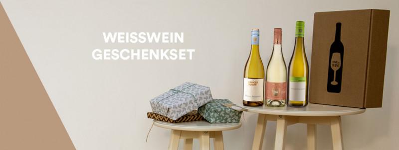 Weisswein Geschenkset