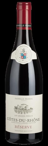 Les Grands Préaux Côtes-du-Rhône Réserve